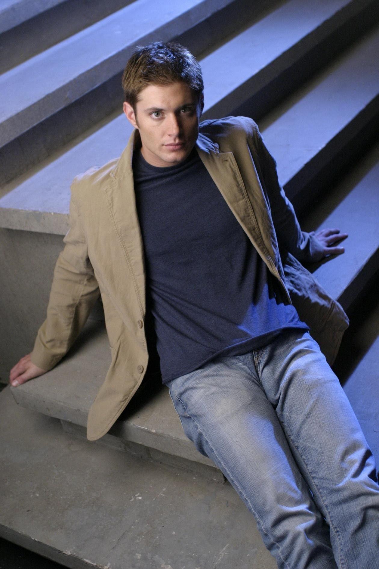 Jensen Ackles (Jason Teague) in 'Smallville'
