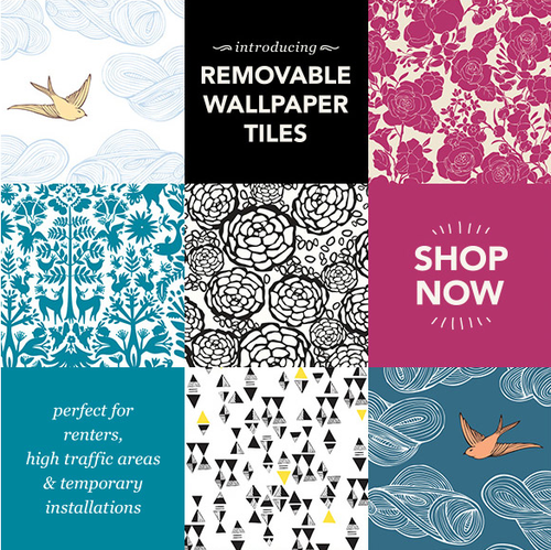 Vivid Hue Home (With images) Removable wallpaper