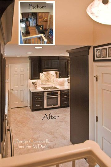 kitchen remodel in sylvania ohio designed by jennifer m diehl of