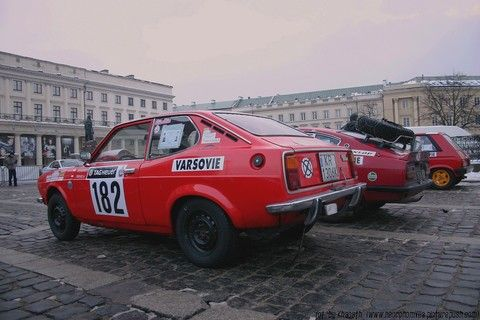 Fiat 128 Coupe Fiat 128 Fiat Rally Car