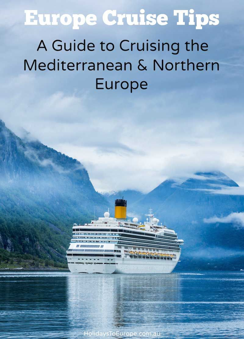 Europe cruise tips (With images) | Cruise europe, Cruise ...