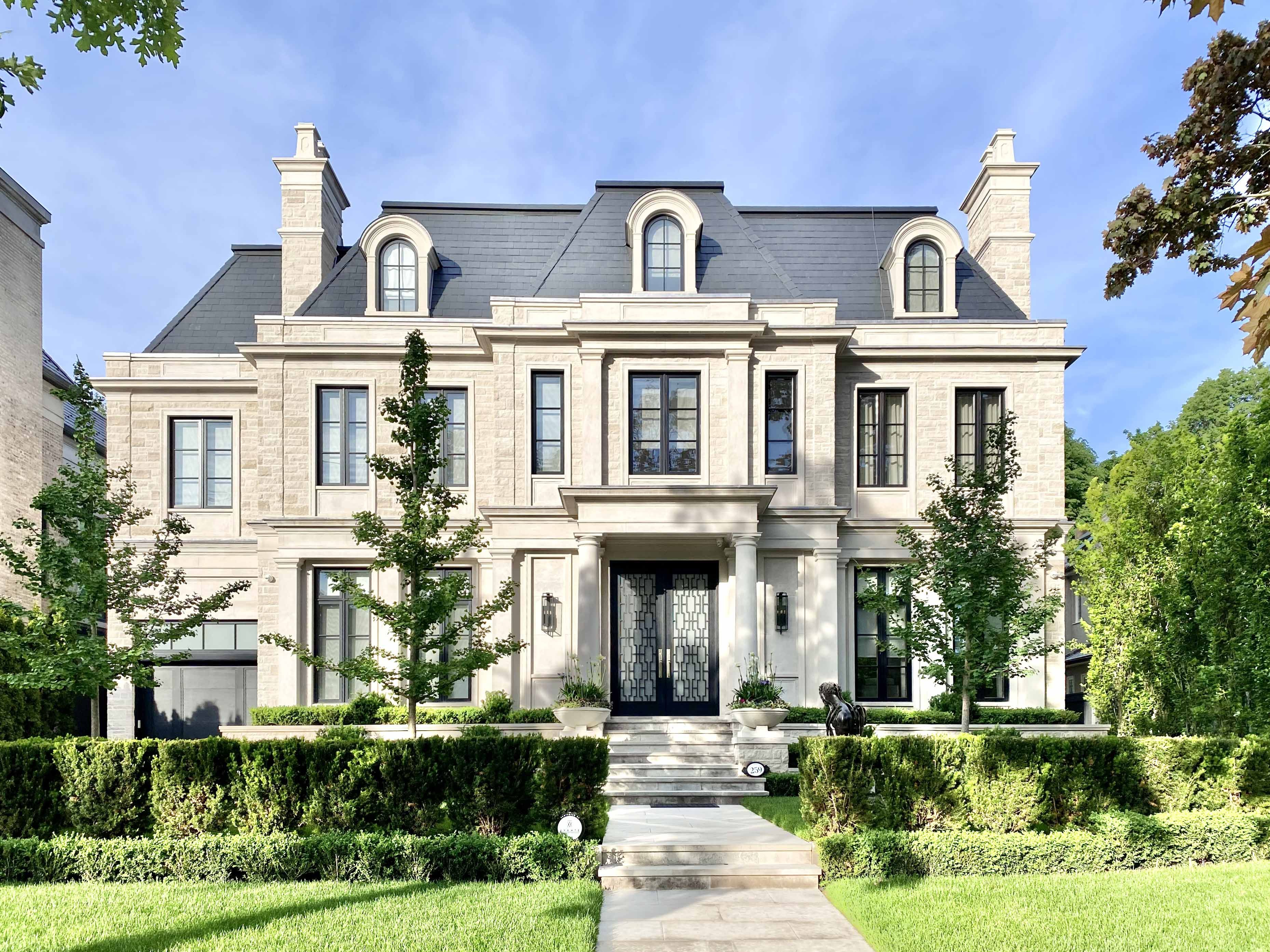 Custom Homes French Transitional (5)