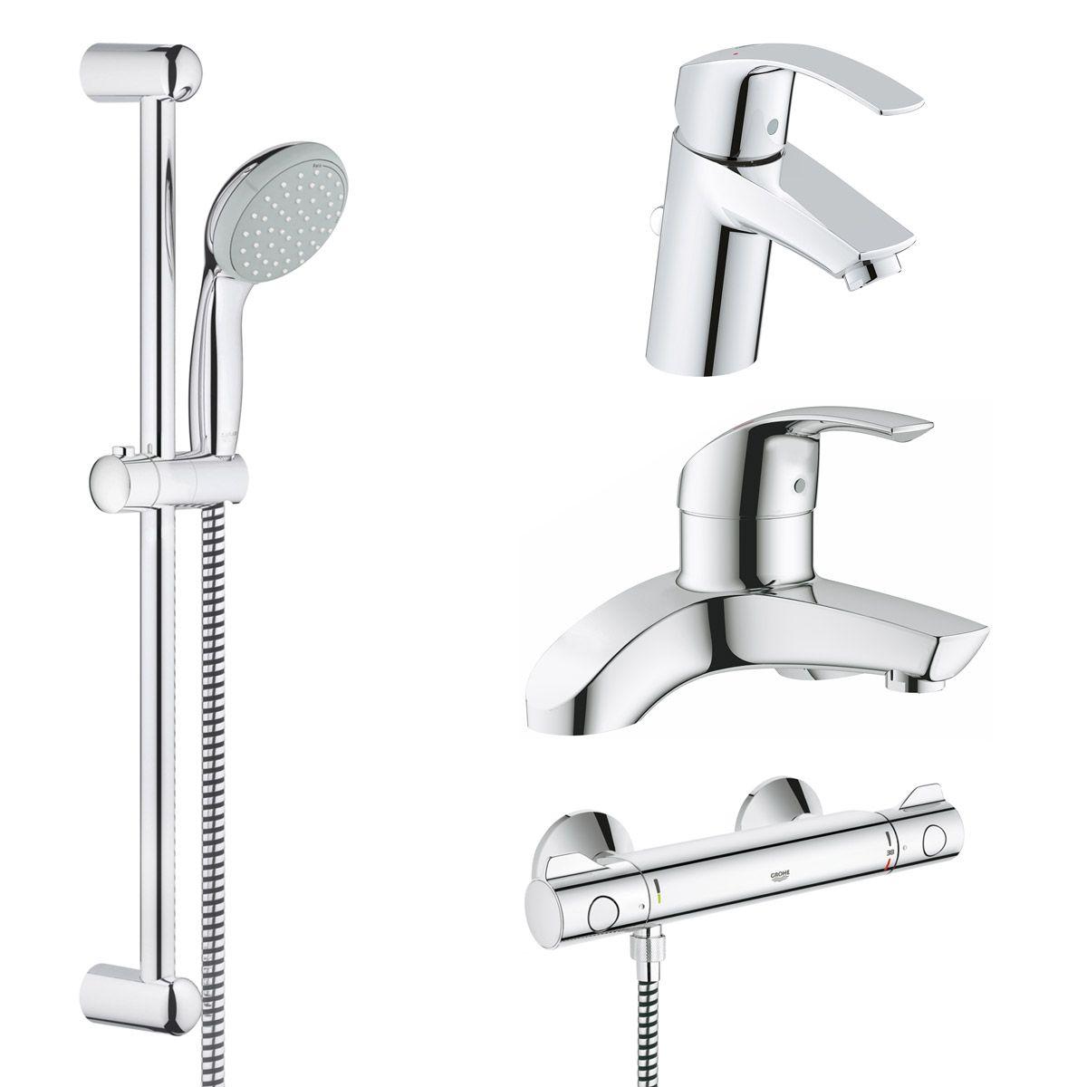 Atlin Bath Shower Mixer With Handheld Shower Head Bath Tap