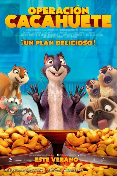 Operación cacahuete (2014), de Peter Lepeniotis