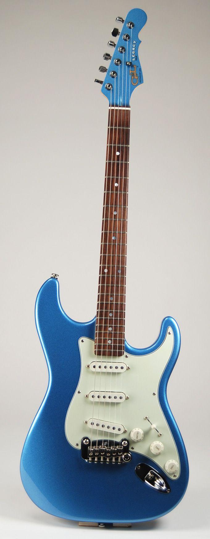 G&L Legacy Double Cutaway Guitar