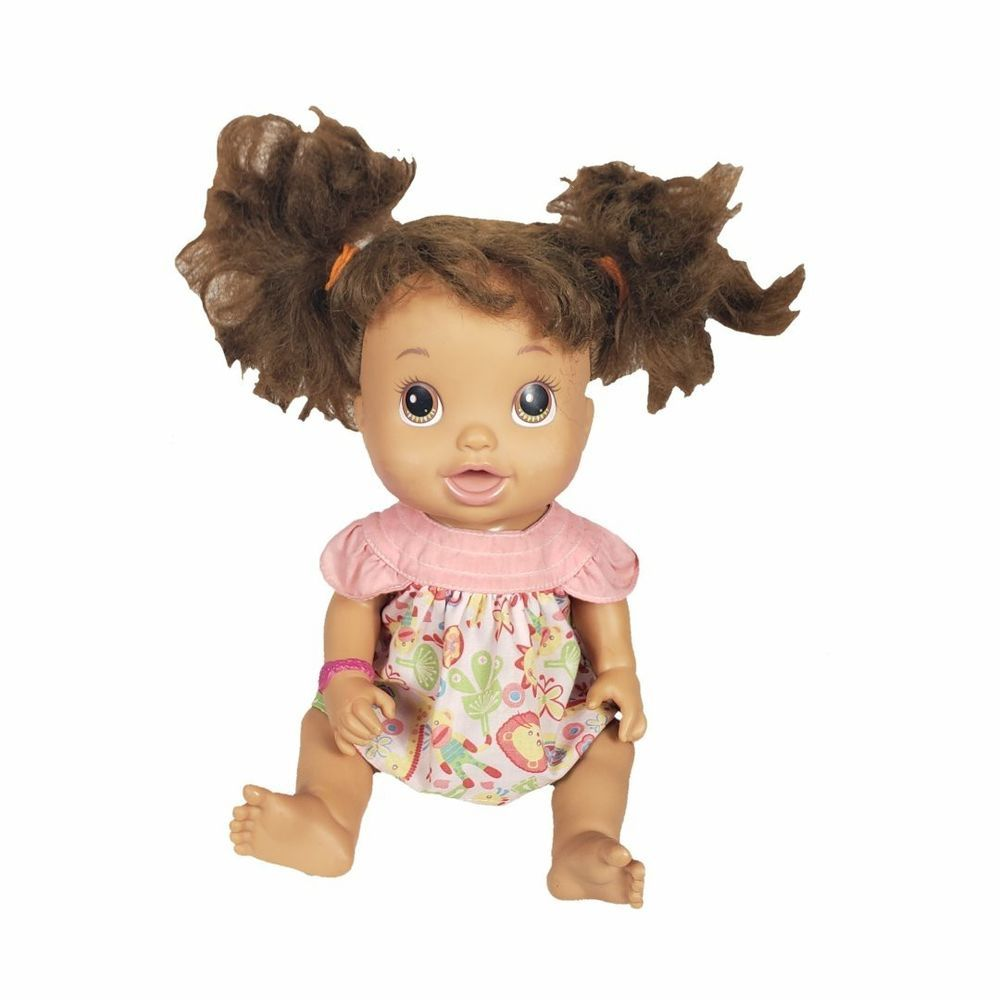 Baby Alive 13 Talking Make Me Better Doll Hispanic Talks Spanish English 2012 Hasbro Dollwithclothing Spanish English Baby Alive Dolls