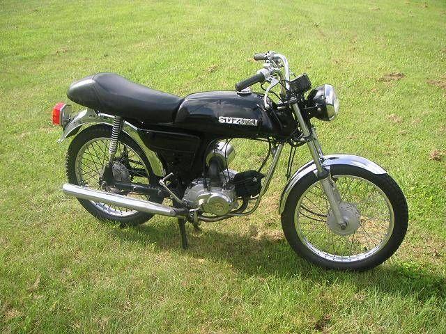 Suzuki Vintage  Stroke Discussion List