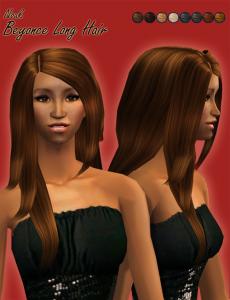 Beyoncé Long Hair - Teen and up