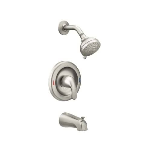 Moen 82613 Adler Tub And Shower Package With 1 8 Gpm Multi