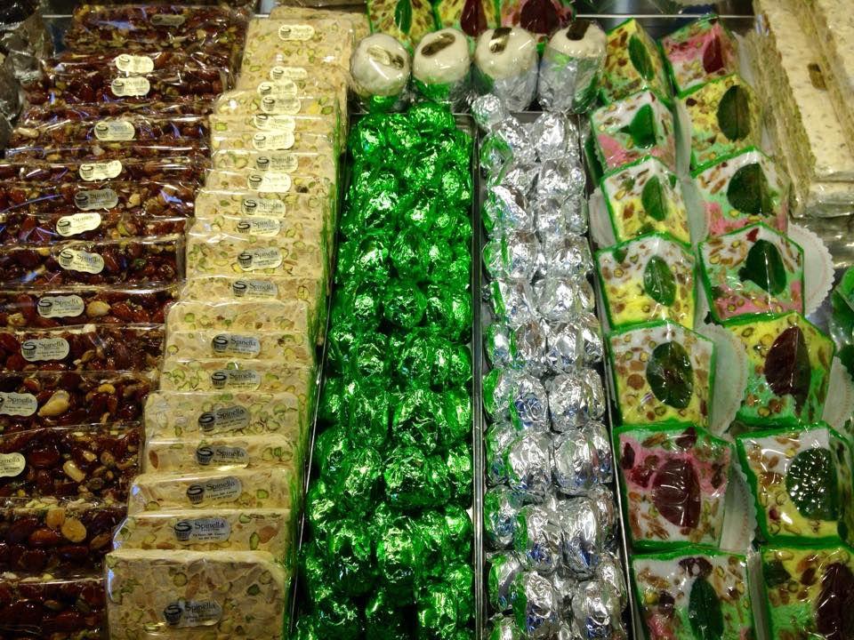 Dolciumi per la festa di Sant'Agata pasticceria Spinella
