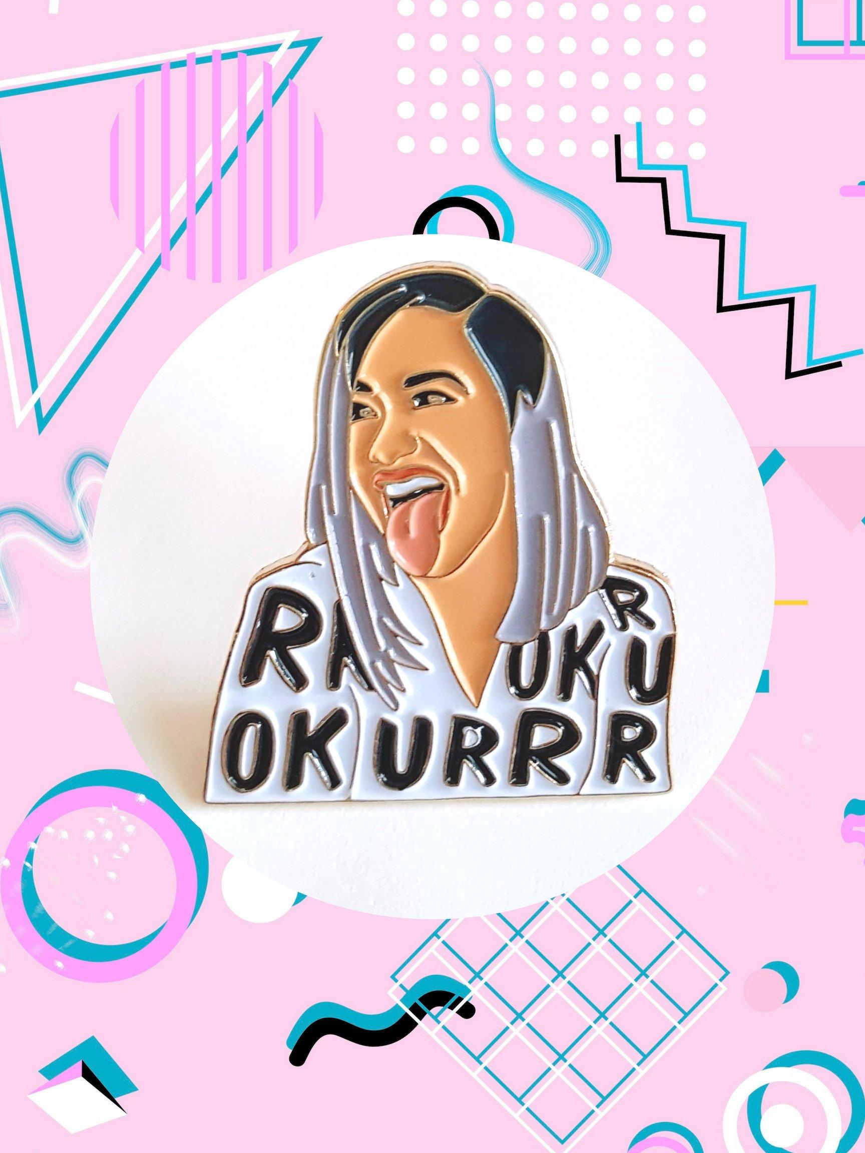 Cardi B Wallpaper Cartoon : cardi, wallpaper, cartoon, Cardi, Okurrr, Stranger, Things, Sticker,, Feminist, Fashion