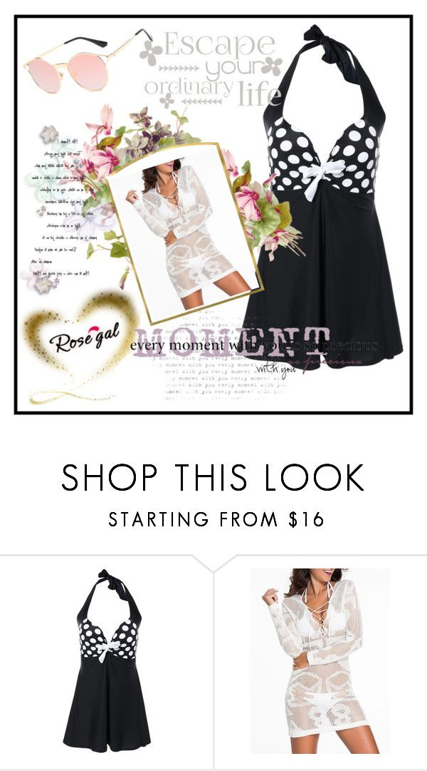 """""""Rosegal 38"""" by aazraa ❤ liked on Polyvore"""