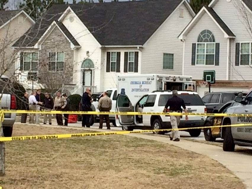 Officer killed, two deputies seriously wounded in