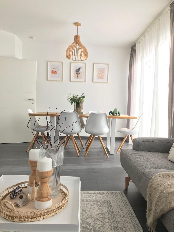 Minimal Cozy Home in 2020 | Einrichtungsideen, Wohnzimmer ...