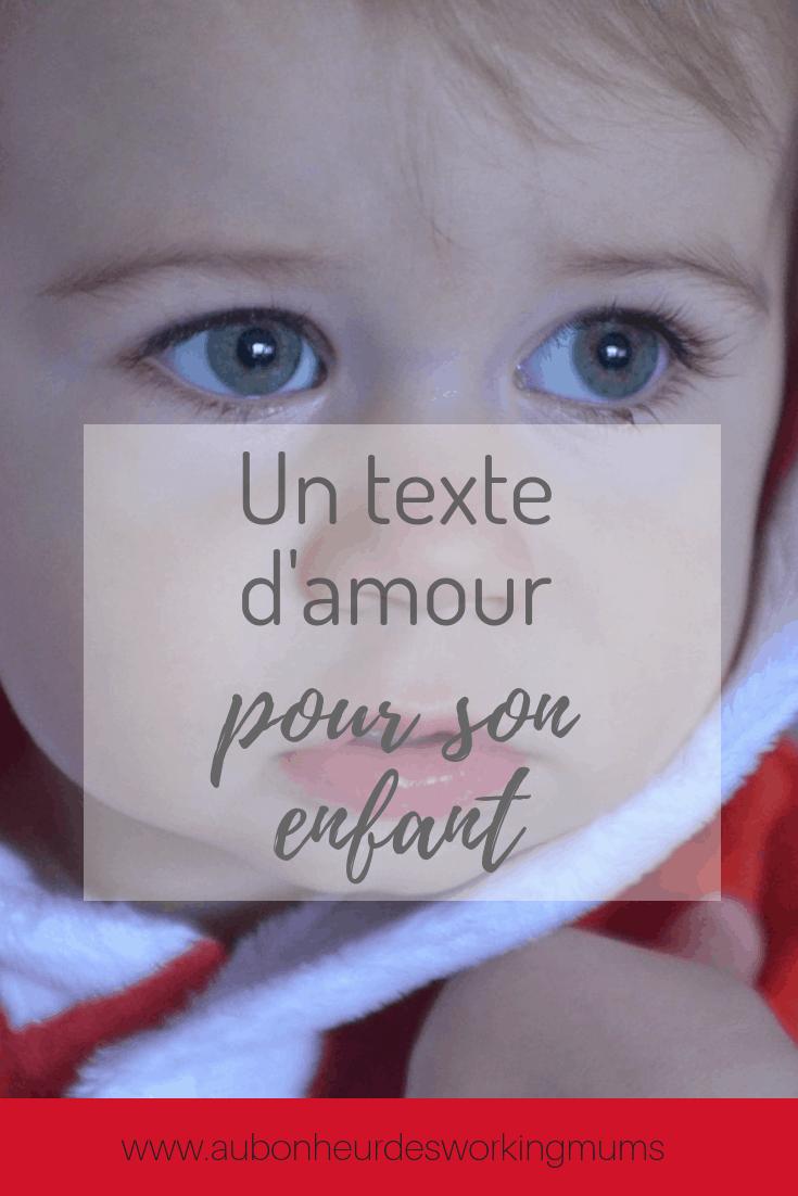 Poeme D Amour A Son Fils : poeme, amour, Texte, D'amour, Enfant, Citation, Amour, Enfant,, Amour,, Maman