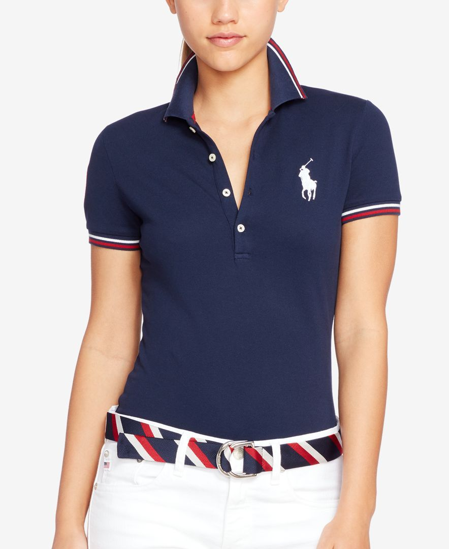 Camisetas Polo Ralph Lauren Mujer Tienda Online De Zapatos Ropa Y Complementos De Marca
