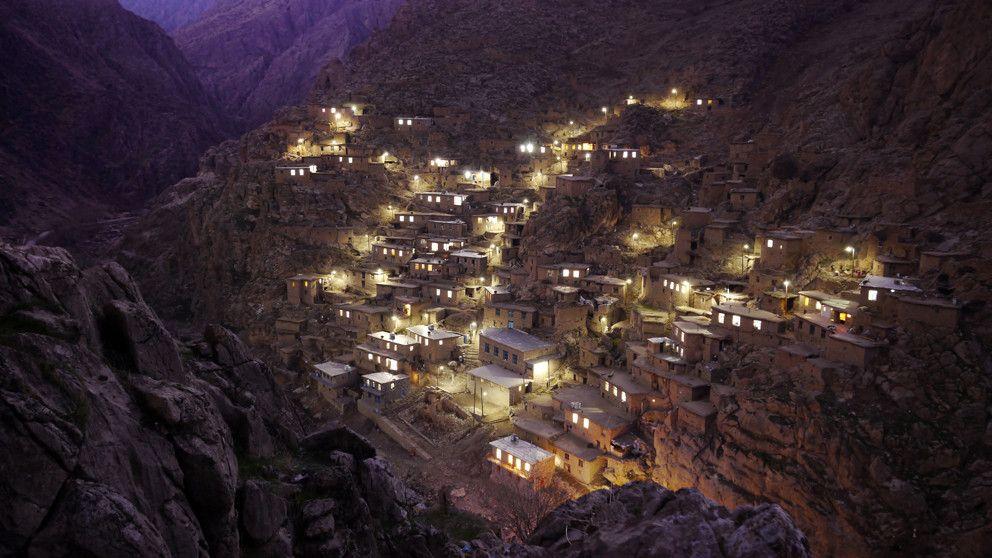 Palangan Village, Iran