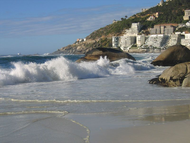 Cape Towns Best Beaches   Go2Africa.com
