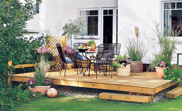 terrassen planen holzterrasse terrasse terrasse planen und garten. Black Bedroom Furniture Sets. Home Design Ideas