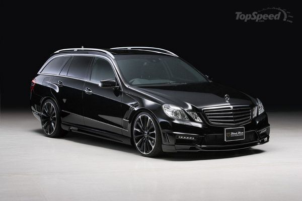 2012 Mercedes E Class Estate Black Bison By Wald Top Speed Mercedes E Class Mercedes E Class Estate Mercedes Benz E350