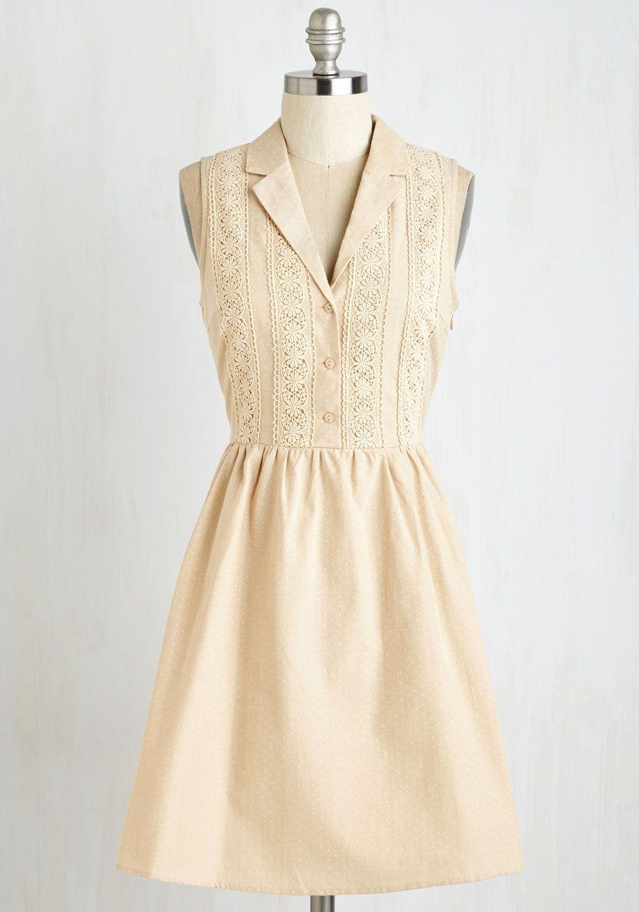 c342cfc2fda Familiar Face Shirt Dress