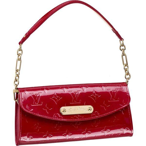12b8fb3ac Authentic Louis Vuitton Monogram Vernis Sunset Boulevard M93543 ...