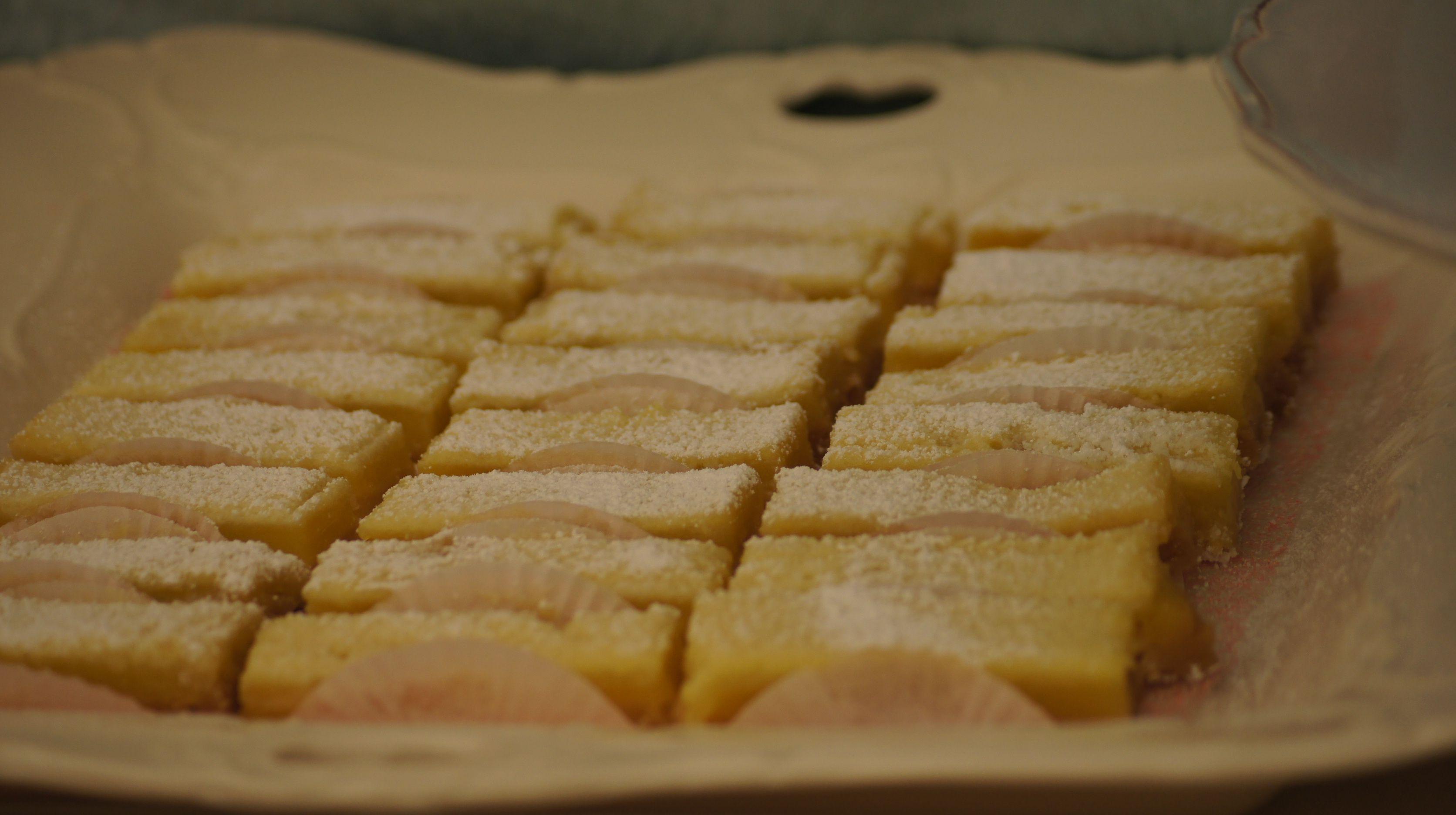Karen's Bakery Cafe Lemon Bars
