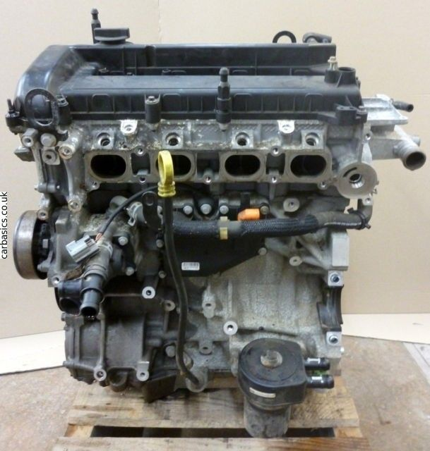 Ford Fiesta Mk6 St 150 2 0 16v Engine 2006 Ford Fiesta Ford
