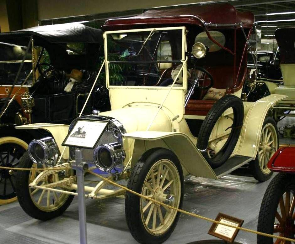 1909 Babcock Elektrikli Araba Car Electric Car Electric Cars