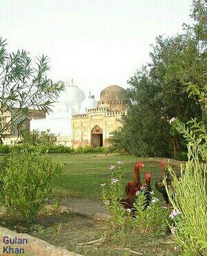 Tomb of Moan Ghulam NabivKalhoro Hyderabad Sindh Pakistan