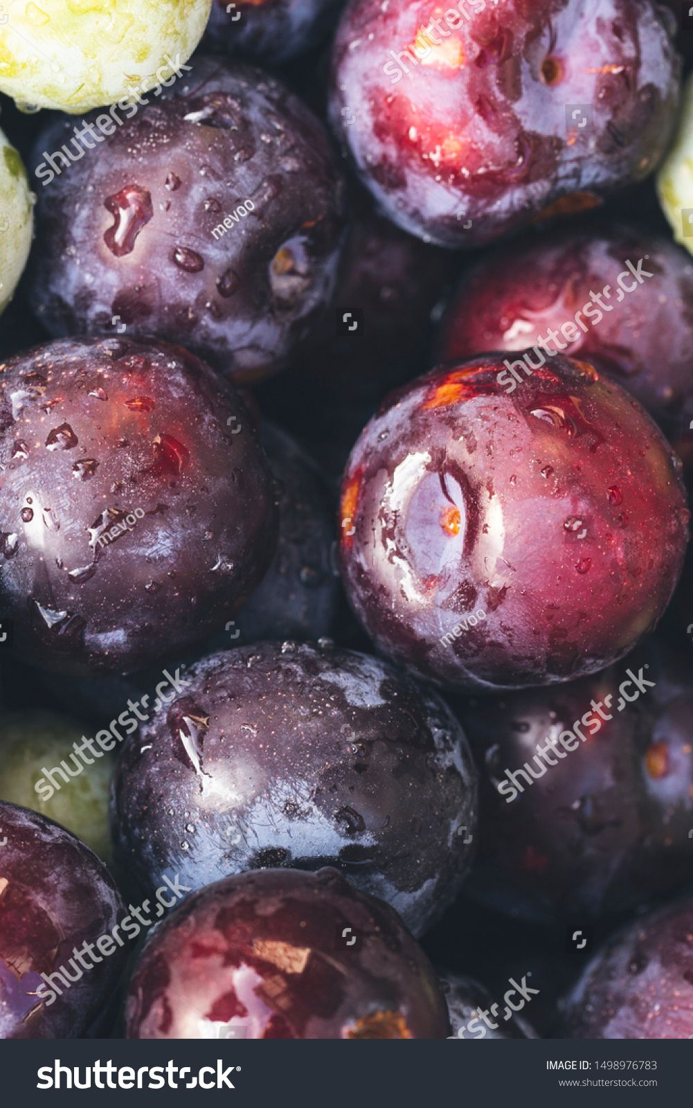 Stack of fresh organic plums for sale at food market #Sponsored , #Sponsored, #organic#fresh#Stack#plums