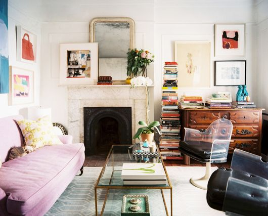 An Artist S Manhattan Atelier With Images Urban Apartment