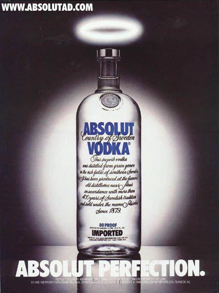 Absolut Vodka. 죽여준다! 넘 맛있엉♥