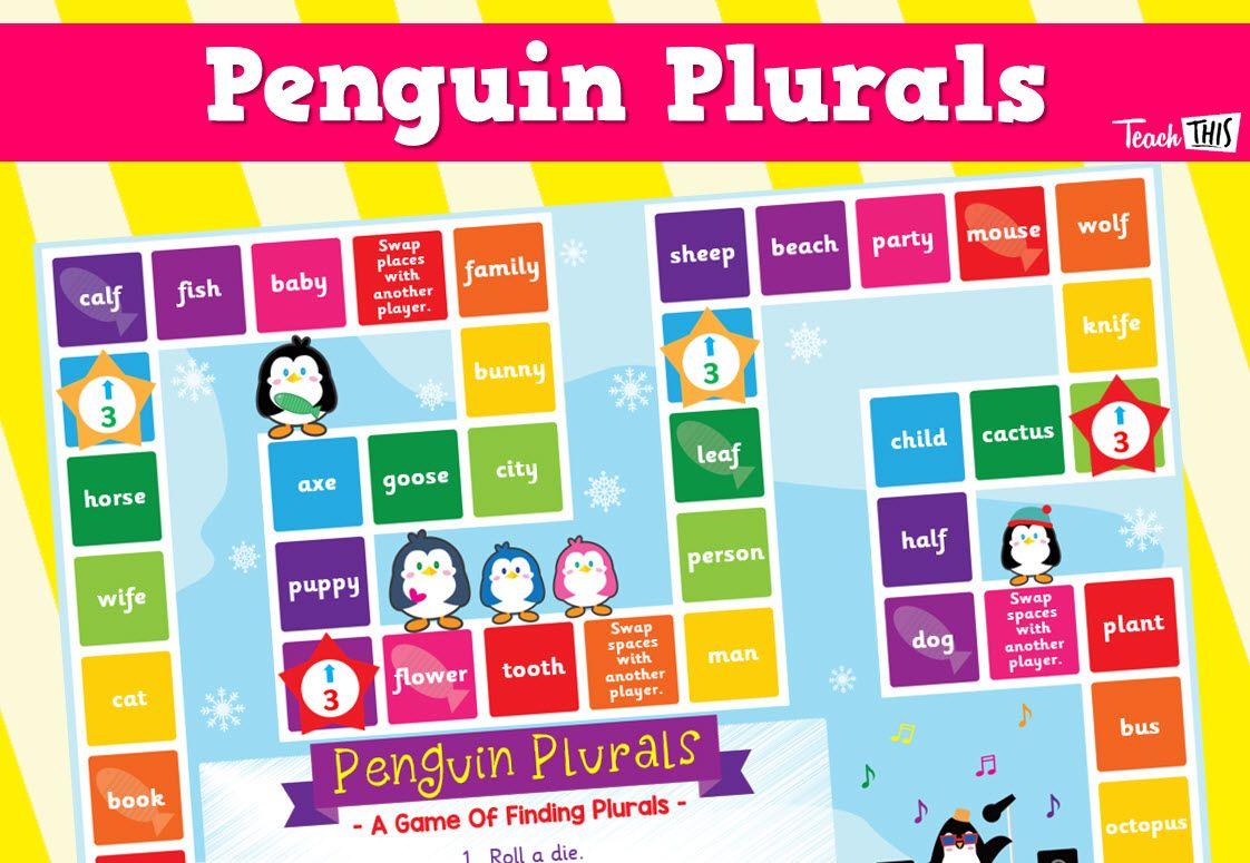 Penguin Plurals