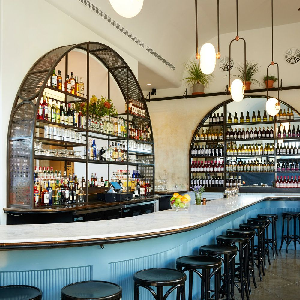 Five Leaves La Los Angeles Restaurants American Restaurant Restaurant Design