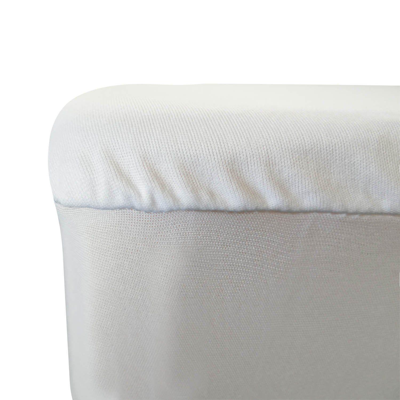 mattress cover all natural organic eucalyptus fiber top