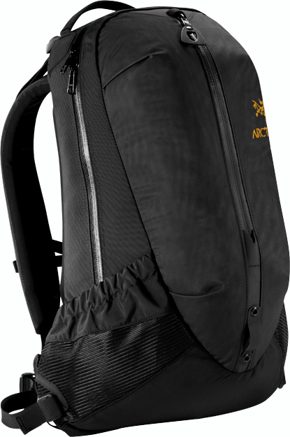 20e6384dad828 Advanced materials and distinctive design make the larger Arro both sleek  and functional. Panel loading WaterTight® zipper