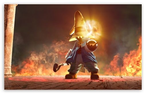 Download Final Fantasy Ix Art Hd Wallpaper Final Fantasy Characters Final Fantasy Ix Fantasy Games