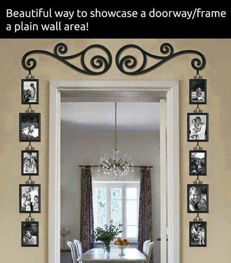 Doorway or Window Frame | Home Decor Ideas | Pinterest | Window ...