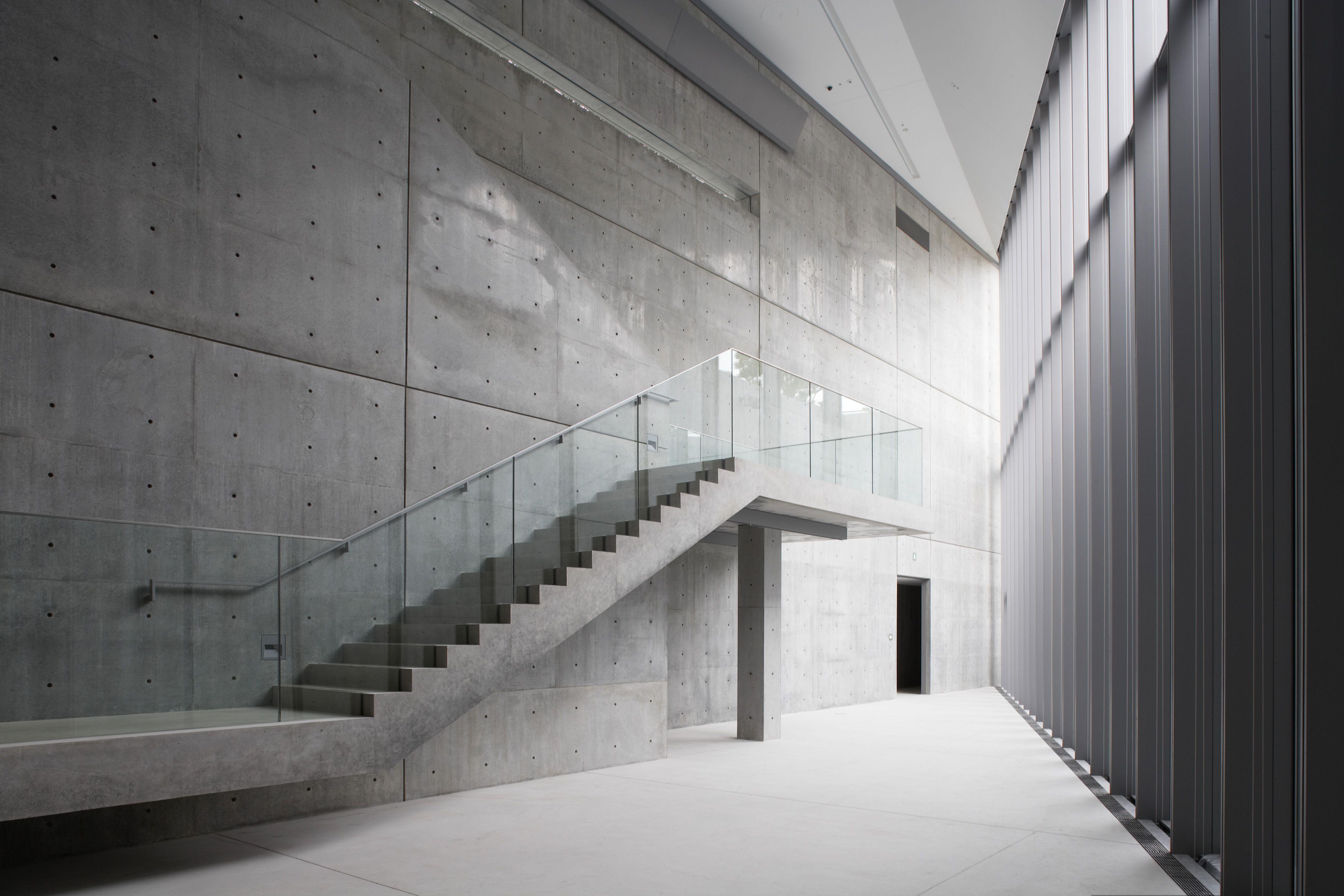 Tadao ando concrete google interior for Cement art design