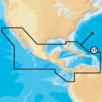 Navionics Cf/17xg Gold Xl9 Middle America & Caribbean