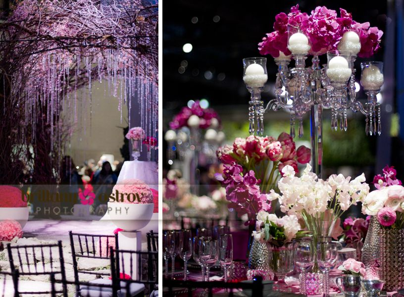 Paris Themed Weddings Flower Show Springtime In Paris