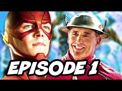 flash season 3 episode 1 free