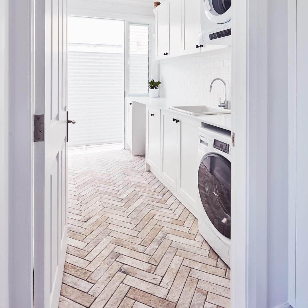 Floor Tile Design Ideas Laundry Room Flooring Brick Tiles Bathroom Brick Tile Floor