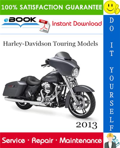2013 Harley Davidson Street Electra Glide Road King TOURING ...