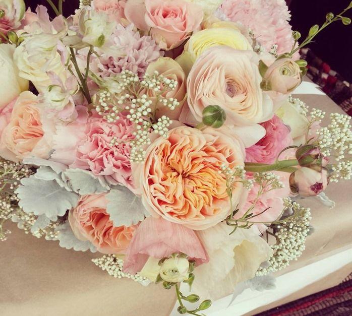 chanele rose flowers