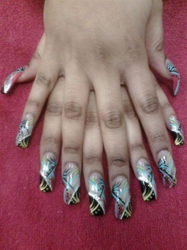 Hand design nail art pinterest hand design prinsesfo Gallery