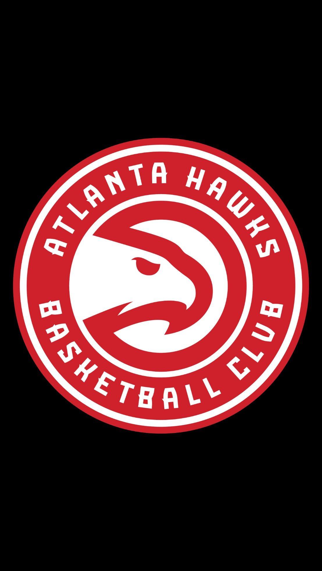Nba Wallpaper Iphone Android Atlanta Hawks Sports Team Logos Atlanta
