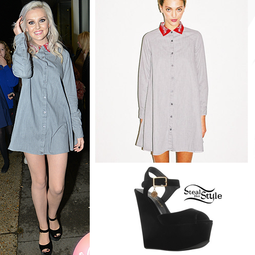 Perrie Edwards Fashion On Pinterest Perrie Edwards Little Mix And Festivals
