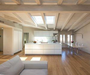 Tetto in legno rifacimento tetto arredamento - Tetto in legno interno ...